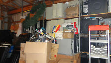 LOT of 100 + pc system&parts dell compaq hp ibm and many more keyboard & boards