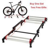 RockBros Indoor Silent Roller Trainer Road Bike Training Cycle Bicycle MTB