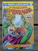 Amazing Spider-man #142, VF+ 8.5, Mysterio