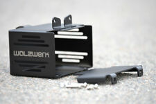 "Orig. WalzWerk Batteriekasten ""hide away"" BMW R65/R80/R100 schwarz"