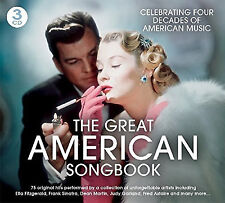 The Great American Songbook Digipack Edition 75 Original Hits 3 CD