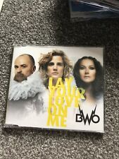 BWO Bodies Without Organs Lay Your Love On Me CD Single Army Of Lovers