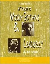 A Tribute to Woody Guthrie and Leadbelly, Teacher's Guide-ExLibrary