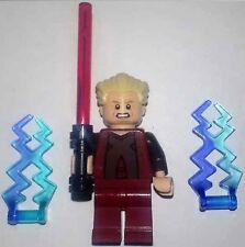 Lego 9526 Star Wars Figur Kanzler Palpatine aus 9526