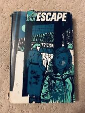 Escape by Sigurd Senje Hardcover Rare! WWII Norway