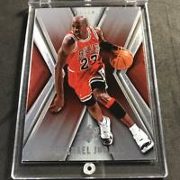 MICHAEL JORDAN 2005 UPPER DECK SPX #10 EMBOSSED FOIL CARD CHICAGO BULLS NBA MJ