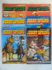 6 x Jerry spring-Nº 1,2,8,10,12,15 - Bastion-z.3/3 -