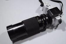 Tamron Adaptall 2 80-210mm 1:3 .8 1:4/210 CF Tele Macro lens Lente Canon Fd