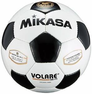 Mikasa Official SVC50VL-WBK Football Ball Soccer No.5 Japan Import free ship