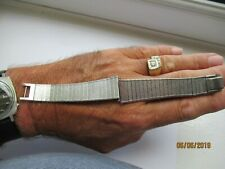 SEIKO BRACELET STELUX STC 20MM WILL FIT MANY 1960/70S MODELS CAME OFF 6106-8030