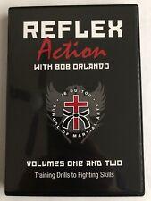 Reflex Action with Bob Orlando, Training Drills to Fighting Skills