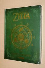 The Legend of Zelda Hyrule Historia Neu OVP noch in Folie Eingeschweißt Deutsch