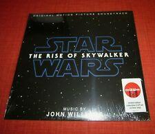 STAR WARS THE RISE OF SKYWALKER SOUNDTRACK LIMITED EDITION 2x BLUE VINYL LP 2020