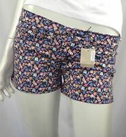 Levis Junior / Ladies Low Rise Printed Shorts sizes 27,28,29,30,31