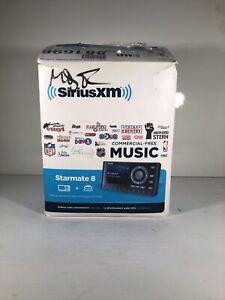SiriusXM  Starmate 8 Vehicle Kit Satellite Radio ST8K1C Openbox, Kit , Dock
