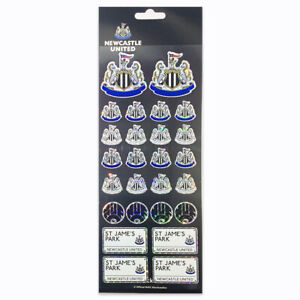 Newcastle United Stickers Street Sign NUFC-STK002