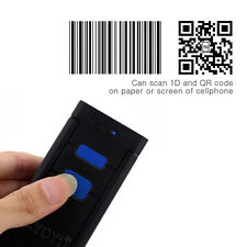 Wireless 2D Bluetooth 4.0 QR Code Barcode Scanner B for Iphone/Windows/Android