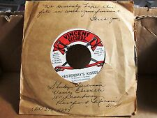 POP VOCAL GROUP 45 in signed sleeve MUSIC CITY MINSTRELS on VINCENT Rockford, IL