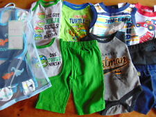 50) Lot of 14 New Infant 3 Months Baby Boy Clothing Pants Outfits Ninja Turtles