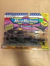 Micro Machines Military Terror Troops #3 Pillage Patrol - Galoob 1993