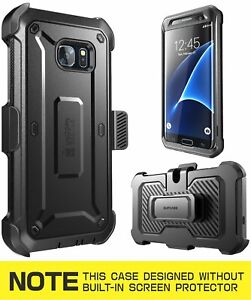 SUPCASE For Samsung Galaxy S6 Edge / S7 Edge, Fullbody Rugged Holster Case Cover