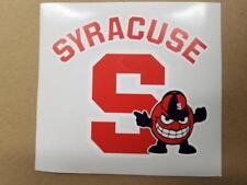 Syracuse cornhole board or vehicle decal(s) NCAA SYA3