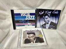 Nat King Cole Vocal Jazz , Embraceable You, Nat King Cole Untitled 3 CD'S cd4922