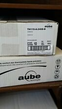 AUBE Thermostat Model TH115-A-240D-B