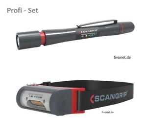 I-Match 2+ Matchpen Pro Sensor Head Lamp Headlamp Work Light SCANGRIP