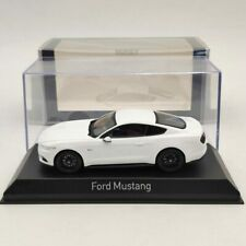 1:43 Norev Ford Mustang GT Diecast Models Limited Edition Collection White