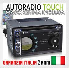 AUTORADIO 2-Din Navigatore FIAT STILO,DOBLO,IDEA,PANDA,SEDICI,FIORINO,BRAVO,QUBO