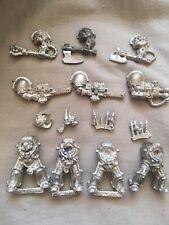 Chaos Space Marine Terminators Metal Oop Warhammer 40k