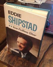 EDDIE SHIPSTAD Ice Follies Star 1971 LEIPOLD Ex-Library RARE Free US Shipping