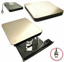 HP Externes DVD Laufwerk USB 2.0 Brenner Slim CD DVD-RW Brenner für laptop