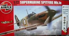+++ SUPERMARINE SPITFIRE Mk.1a  + 1:72 SCALE SET by AIRFIX +++