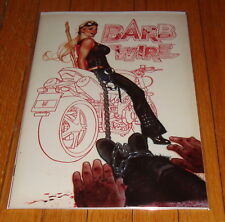 2015 Barb Wire #2 1st Print Adam Hughes Dark Horse Comics