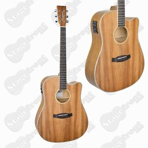 TANGLEWOOD TWUDCE DREADNOUGHT UNION SOLID TOP ACOUSTIC /ELECTRIC GUITAR *NEW*