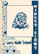 1998 LACEY TOWNSHIP MIDDLE SCHOOL FORKED RIVER NEW JERSEY YEARBOOK ANNUAL VGC