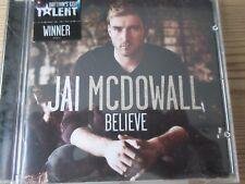 Jai McDowall - Believe (CD)