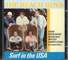 CD surf in the USA - The Beach Boys