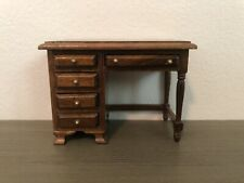 Miniature Dollhouse Child's Desk 1:12