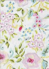 Dena Designs Meadow, Morning Glory White - Half Metre100% cotton - 50 x 110 cms