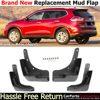 SPEEDLONG Car Mud Flaps Splash Guard Fender Mudguard Compatible with Nissan Rogue 2014-2020 15 16 17 18