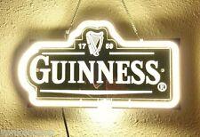 "SD157 Guinness Beer Bar Pub Shop Display Neon Light 3D Acrylic Sign 12"" X 6.5"""
