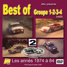 DVD Best of Rallye Historic Gr.1 2 3 4 1974 - 1984 Volume 2 Monte etc 60m 48TV