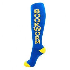 Gumball Poodle Knee High Socks - Bookworm - Unisex