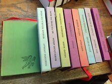 Lot de 9 livres éditions cercle romanesque