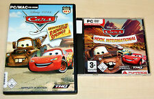 2 PC juegos Disney Pixar Cars Hook International & aventura en Radiador Springs
