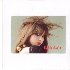 (BW904) Fallulah, - DJ CD