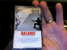 Balance- In for the Count- new/sealed cassette tape